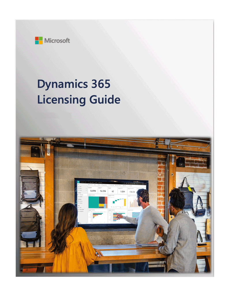 Dynamics 365 License Guide